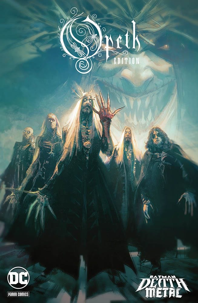 Batman: Death Metal 4 Edizione Variant Band 4 Crossover books