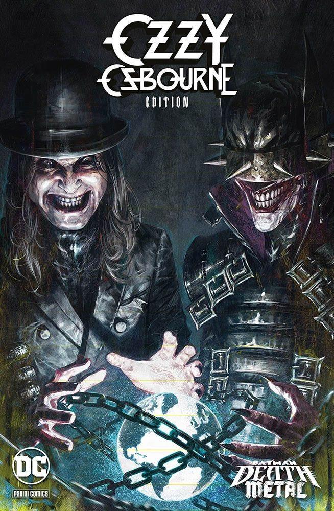 Batman: Death Metal 7 Crossover magazines