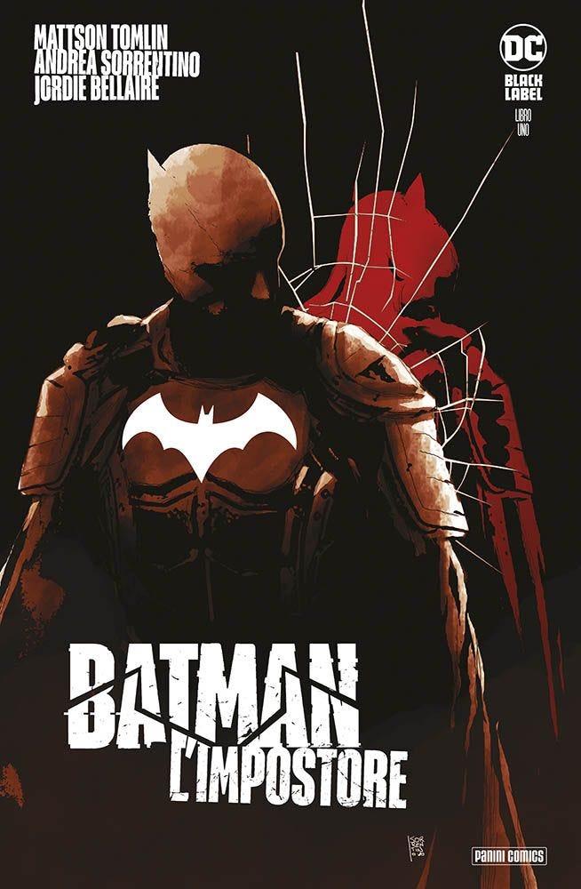 Batman: l'Impostore 1 Batman magazines