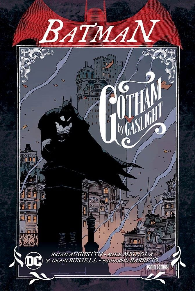 Batman: Gotham By Gaslight Prevendita magazines