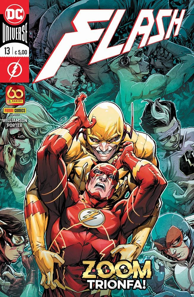Flash 13 Prevendita magazines