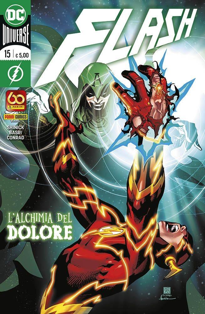Flash 15 Flash magazines