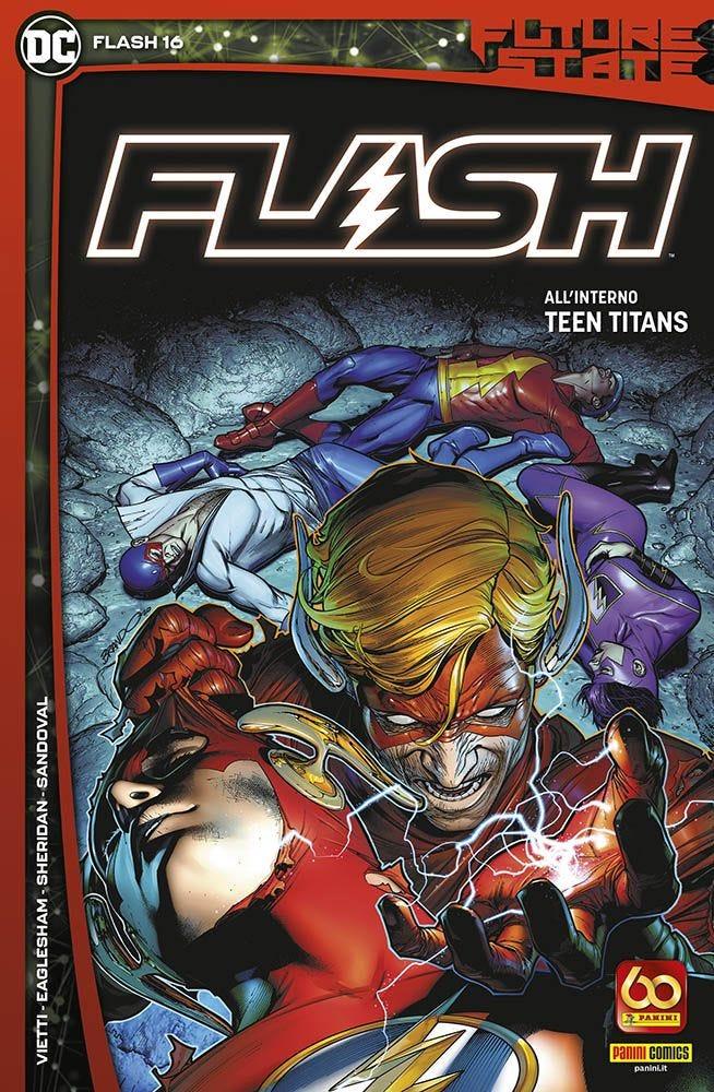 Flash 16 Flash magazines