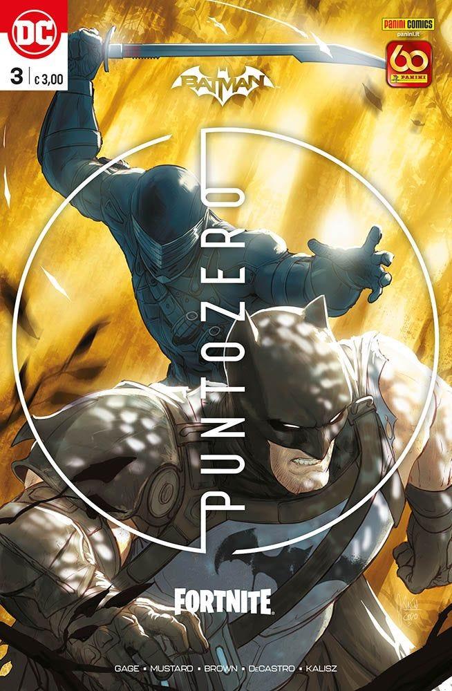 Batman/Fortnite 3 Iniziare a Leggere DC magazines