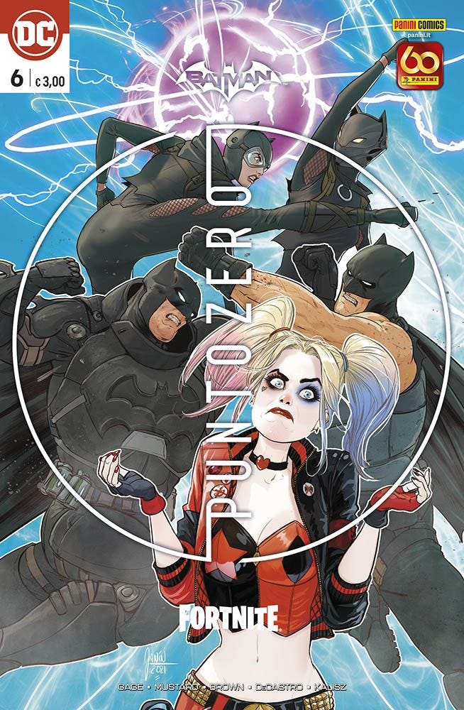 Batman/Fortnite 6 Prevendita magazines