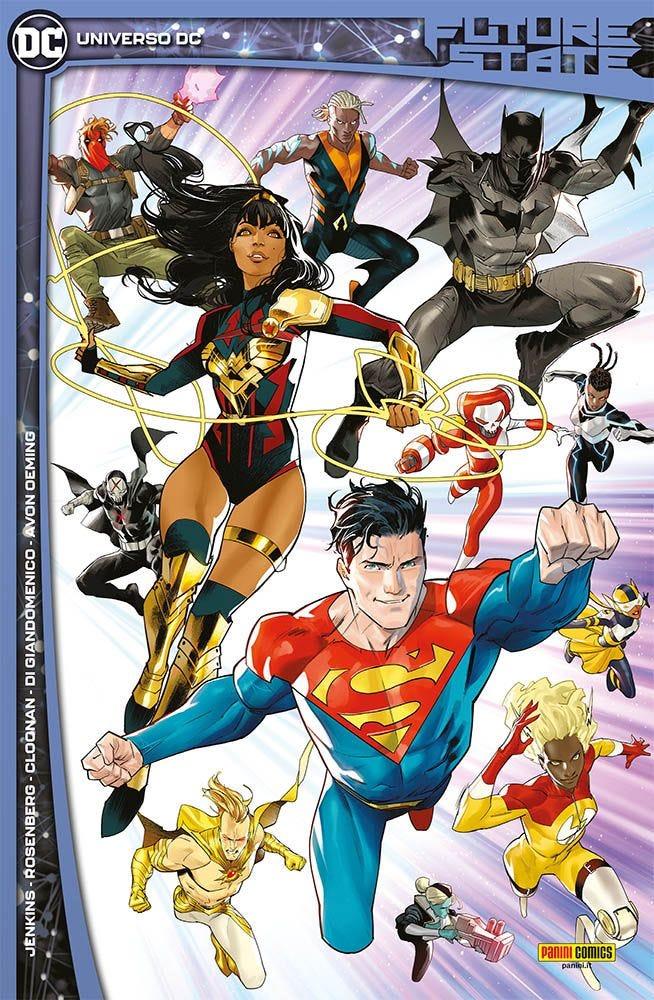 Future State: Universo DC Serie Regolare magazines