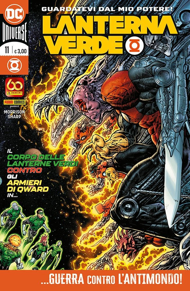 Lanterna Verde 11 Lanterna Verde magazines