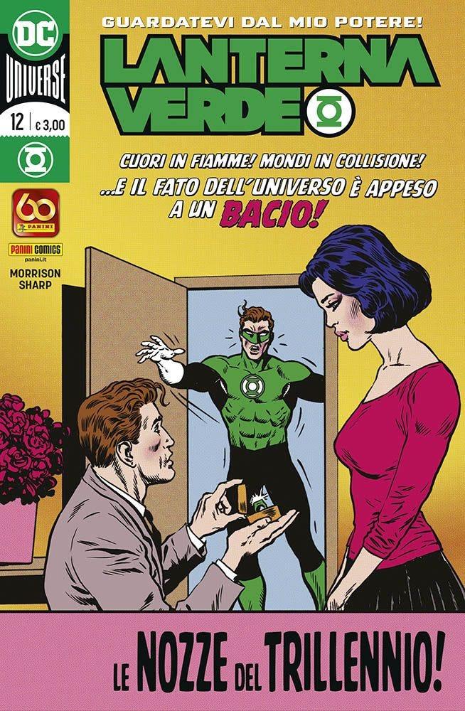 Lanterna Verde 12 Lanterna Verde magazines