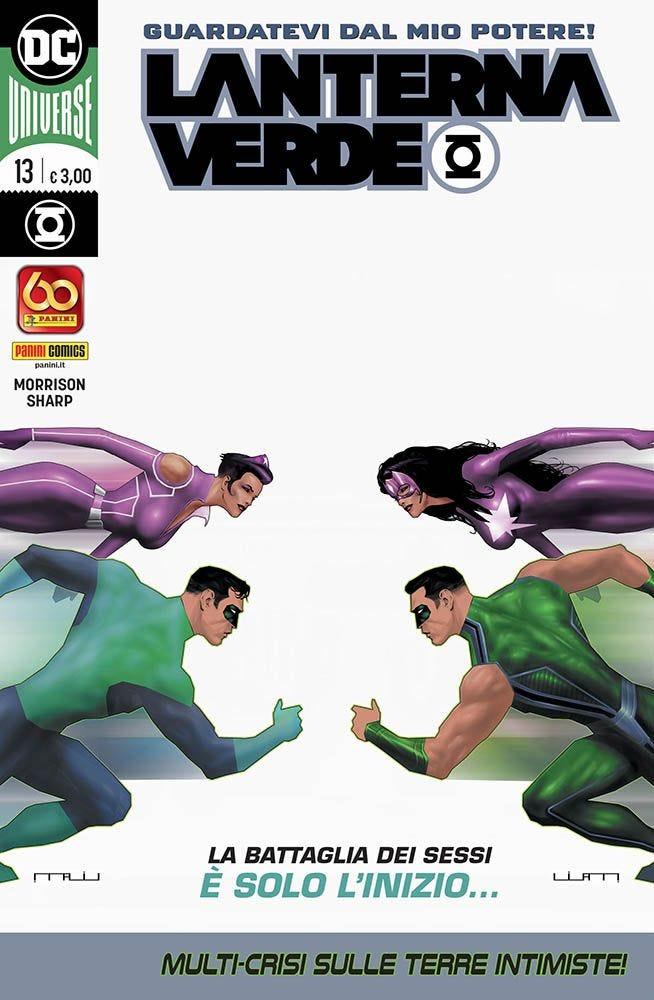 Lanterna Verde 13 Prevendita magazines