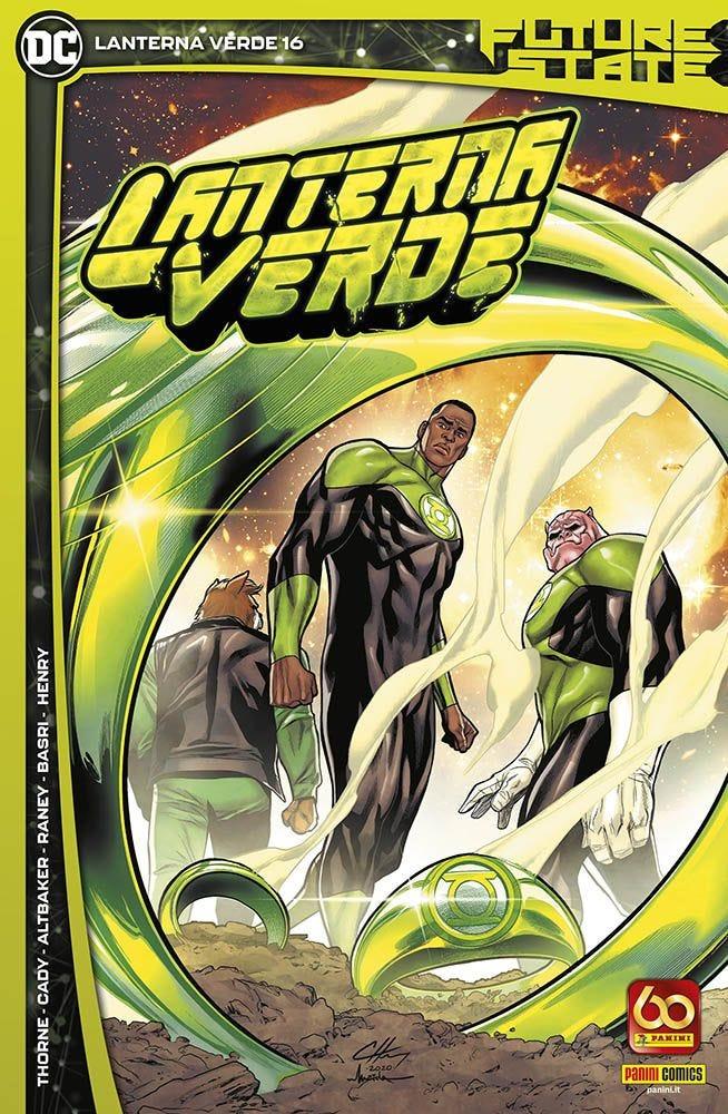 Lanterna Verde 16 Lanterna Verde magazines