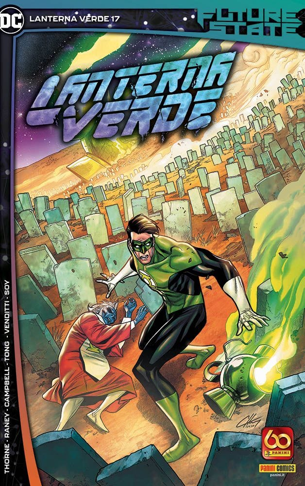 Lanterna Verde 17 Lanterna Verde magazines