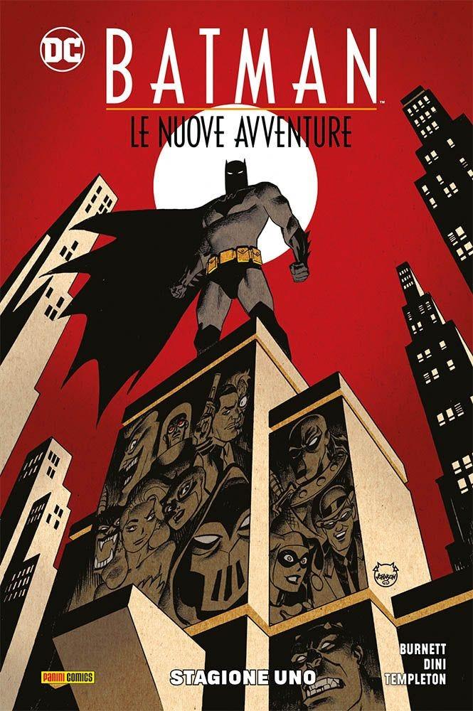 Batman: Le Nuove Avventure – Stagione Uno Batman magazines