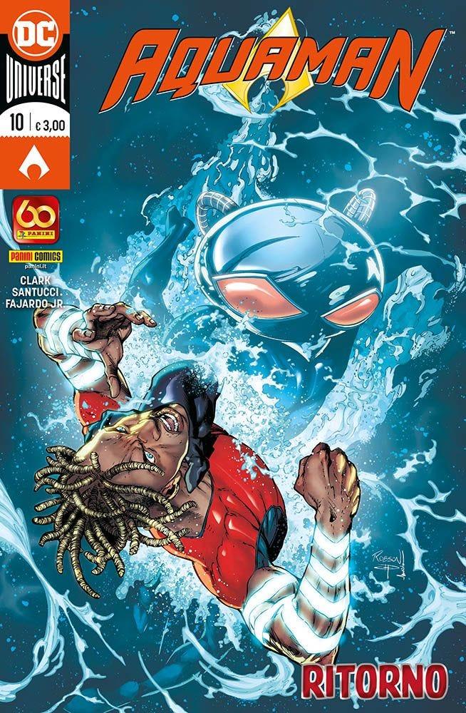 Aquaman 10  magazines