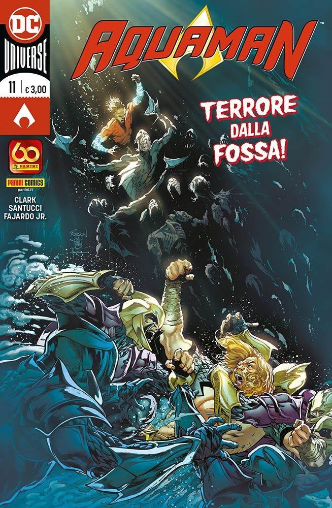Aquaman 11 Aquaman magazines
