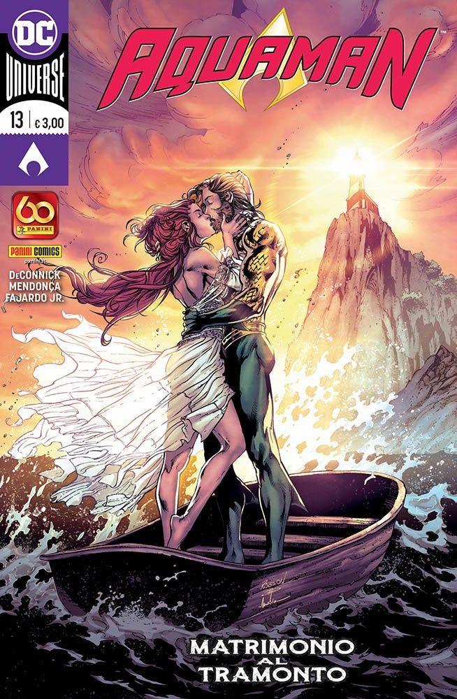 Aquaman 13 Prevendita magazines