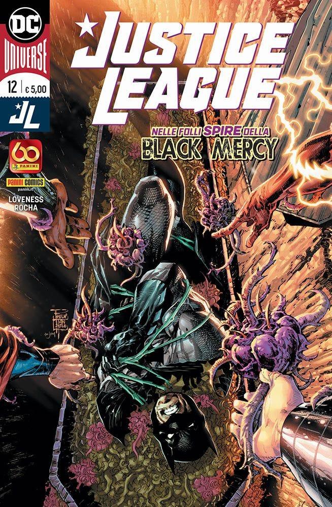 Justice League 12 Justice League magazines