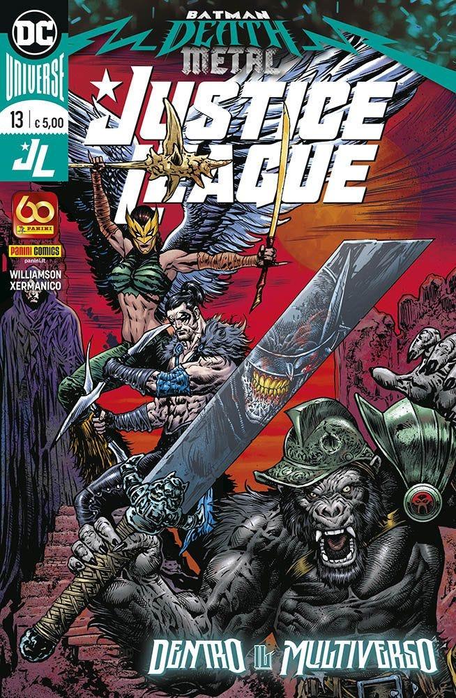 Justice League 13 Justice League magazines