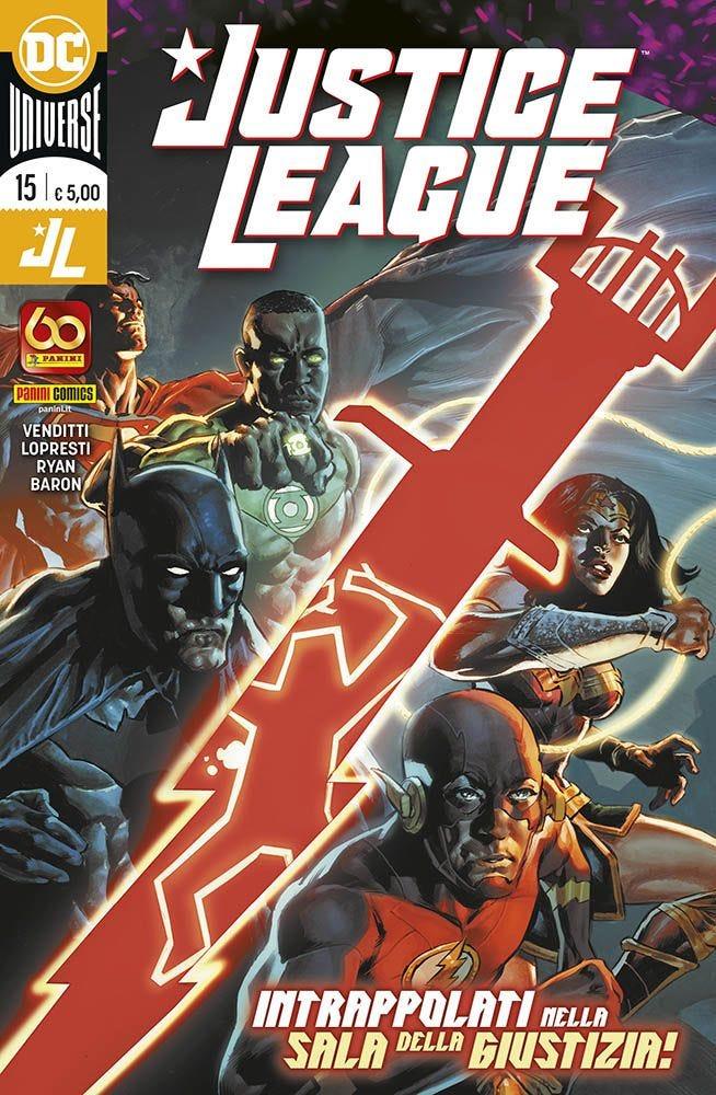 Justice League 15 Justice League magazines