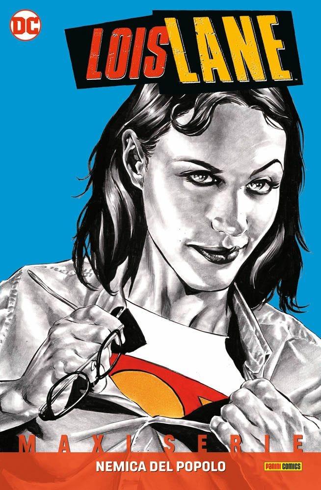 Lois Lane: Nemica Del Popolo  magazines