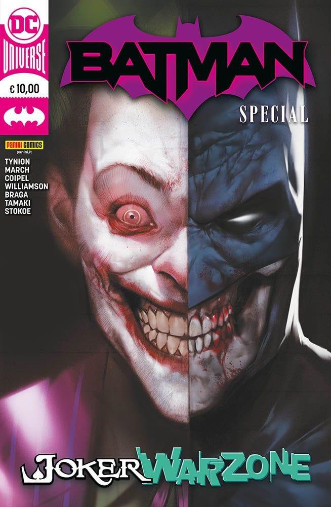 Batman Special: Joker War Zone  magazines