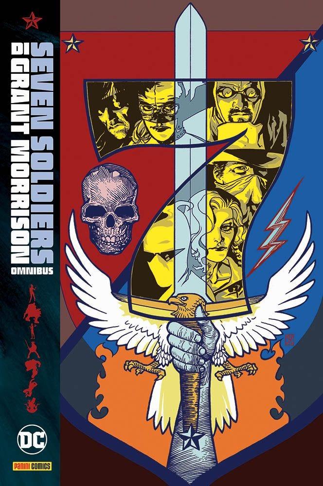 Seven Soldiers di Grant Morrison DC Omnibus magazines