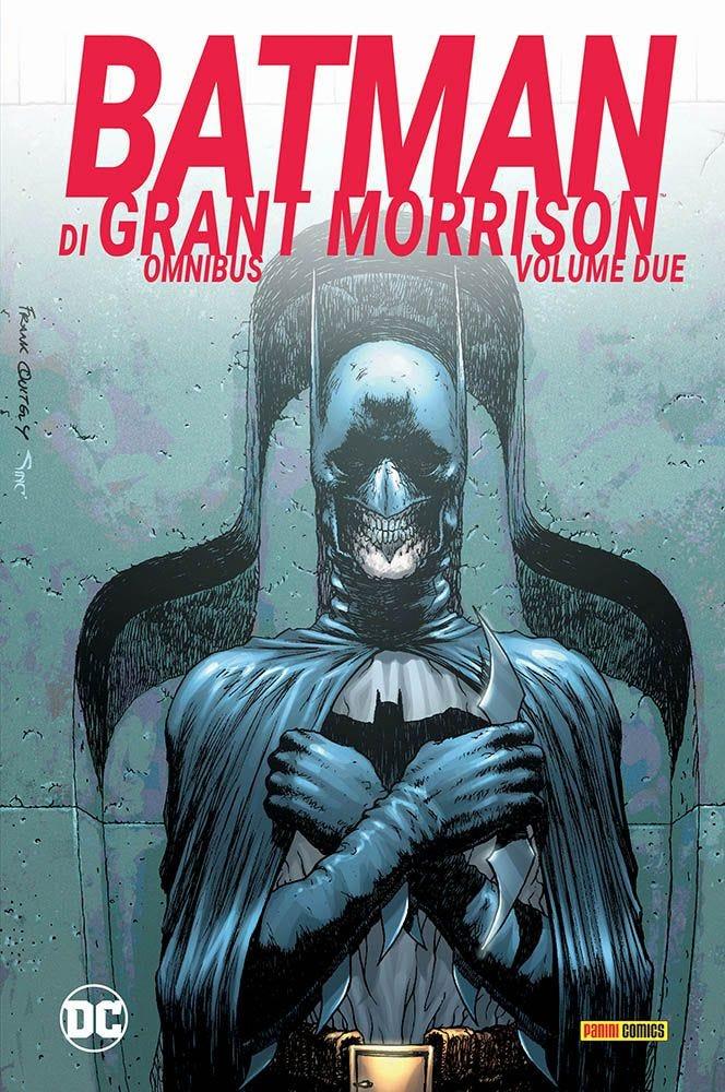 Batman di Grant Morrison 2 Batman magazines