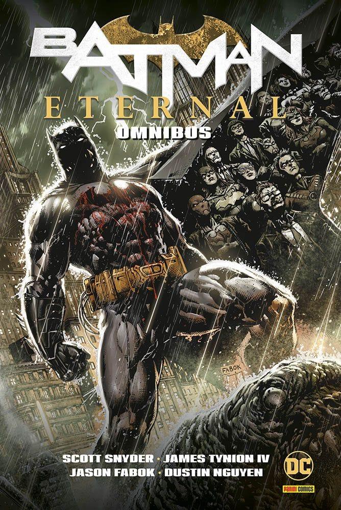 Batman Eternal  magazines