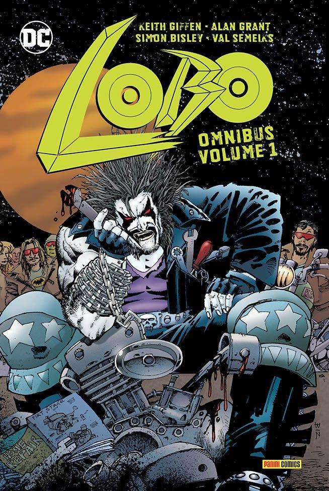 Lobo 1 DC Omnibus magazines