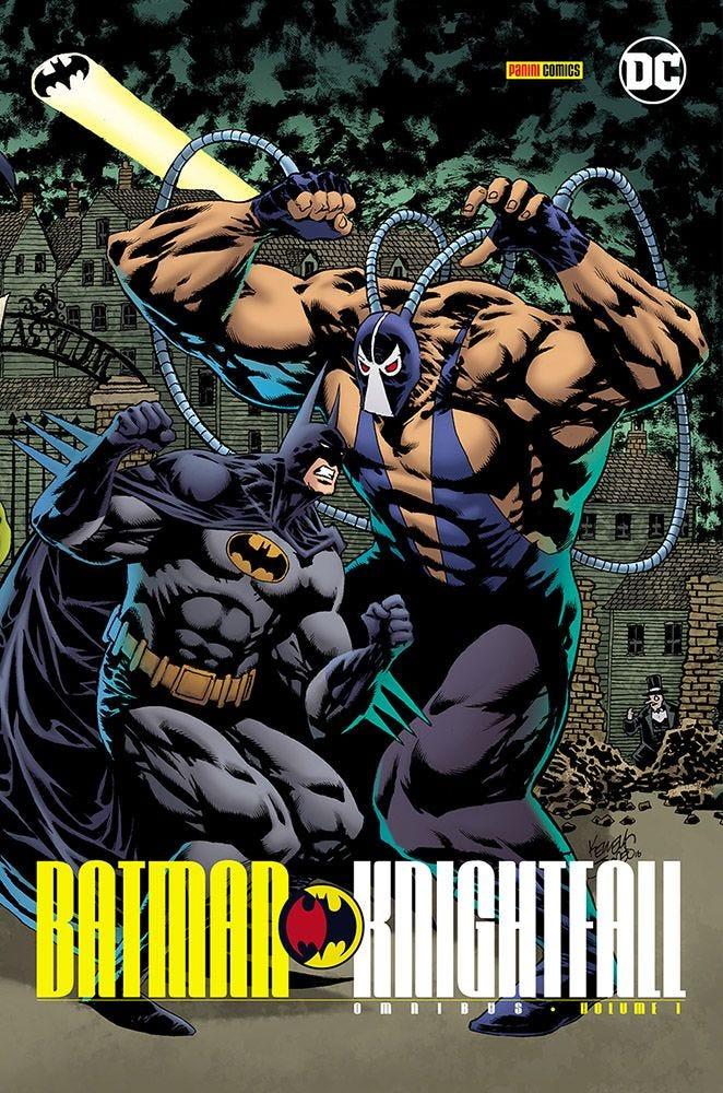 Batman: Knightfall 1 Batman magazines