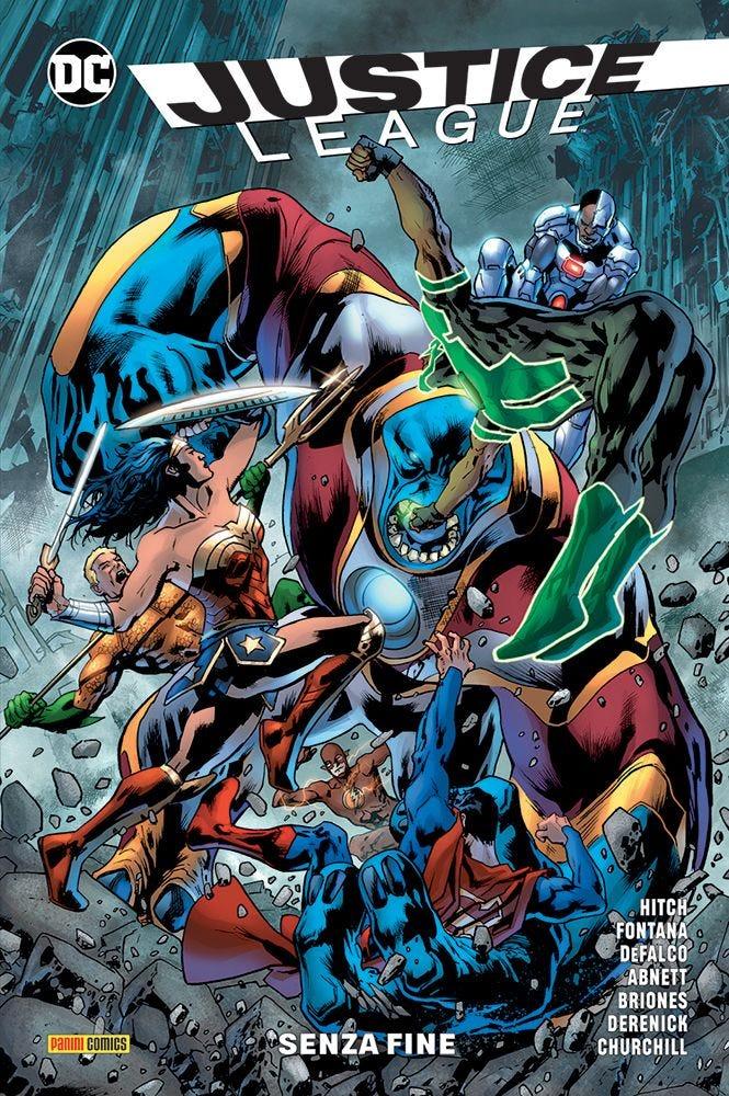 Justice League 4  magazines
