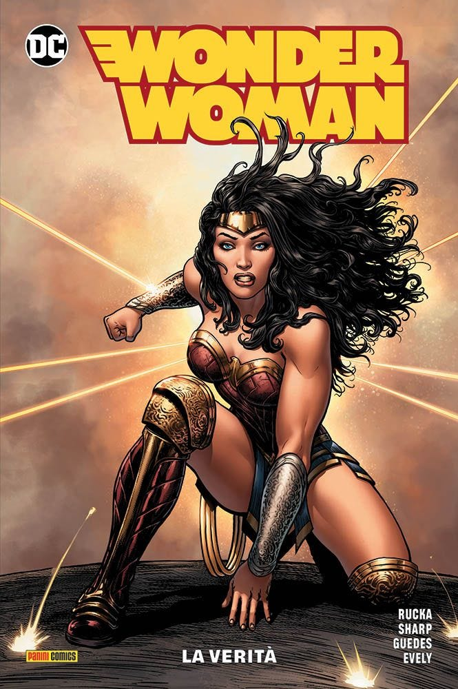 Wonder Woman 3 Prevendita magazines
