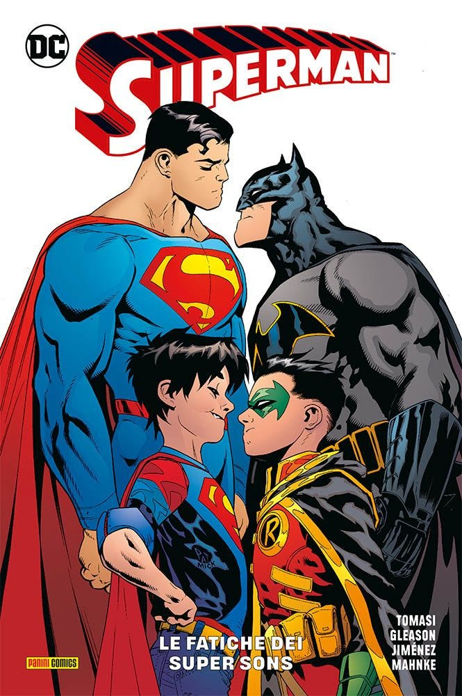 Superman: Le Fatiche dei Super Sons 2 Superman magazines