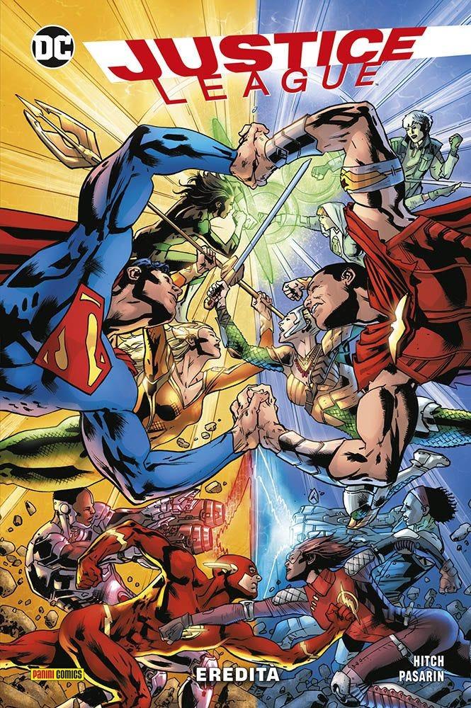 Justice League 5 Justice League magazines