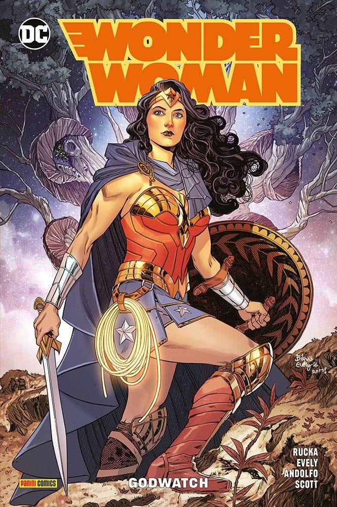 Wonder Woman 4 Wonder Woman magazines