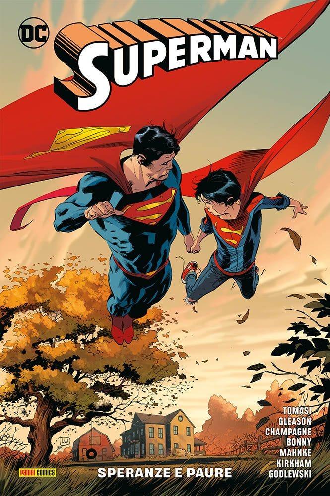 Superman 5 Superman magazines