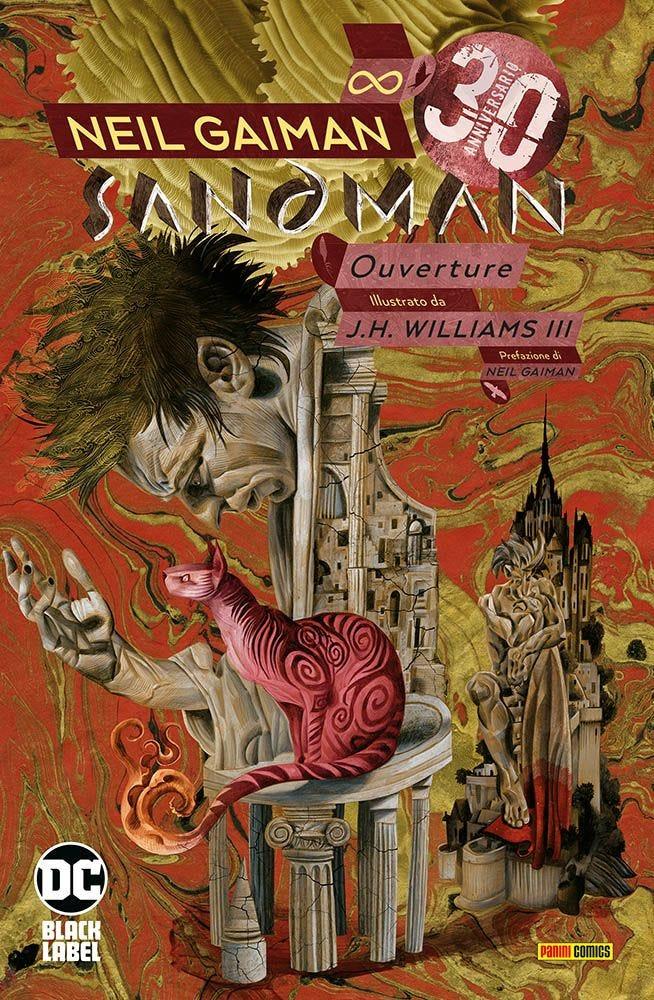 Sandman Library: Ouverture  magazines