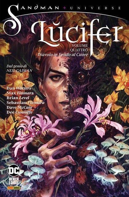 Lucifer Vol.4: Diavolo in Fondo al Cuore Sandman books