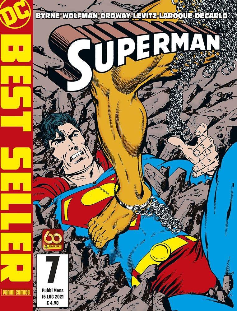Superman di John Byrne 7 Prevendita magazines
