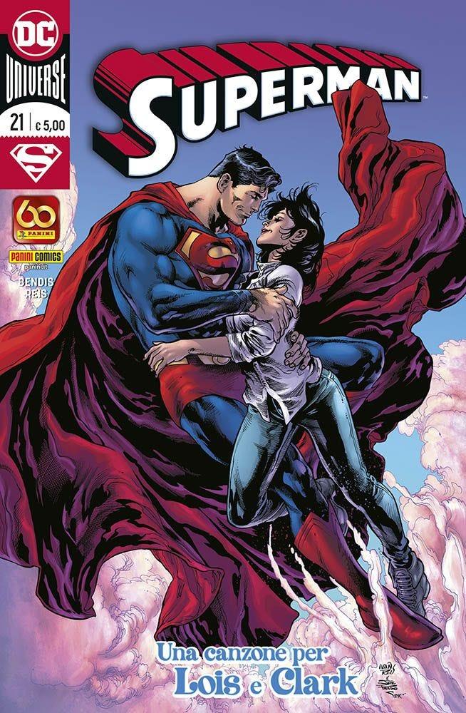 Superman 21 Superman magazines