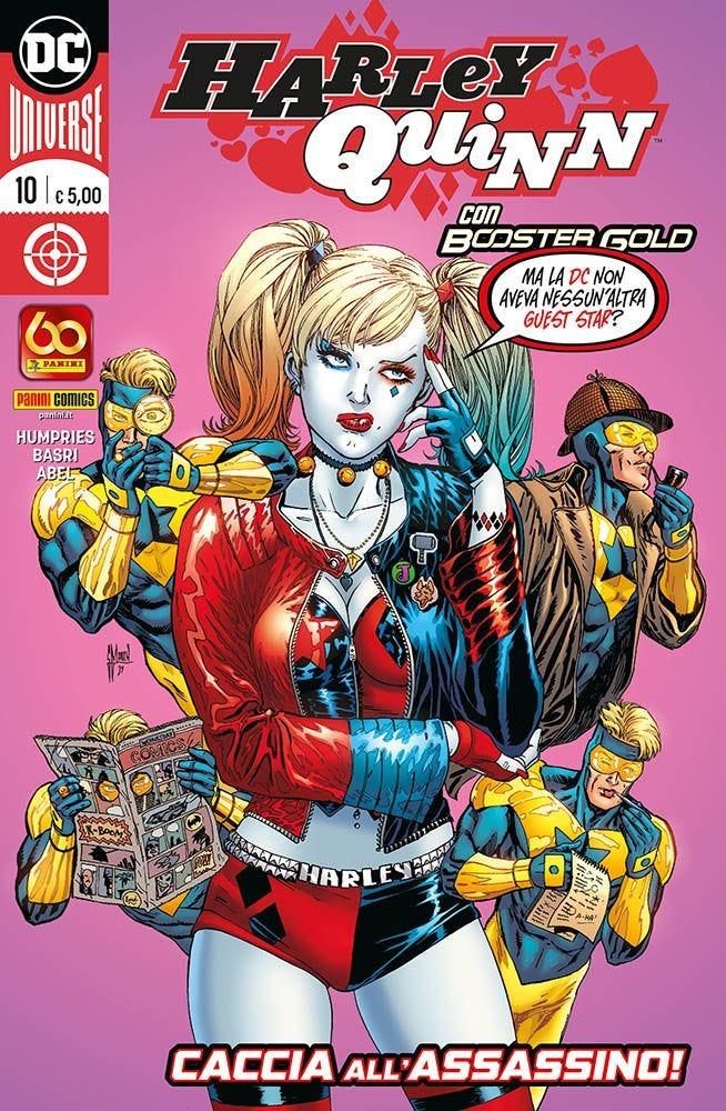 Harley Quinn 10  magazines