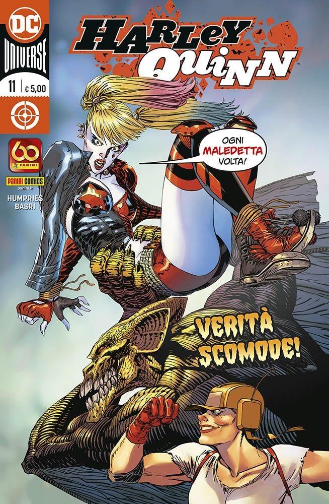 Harley Quinn 11 Harley Quinn magazines