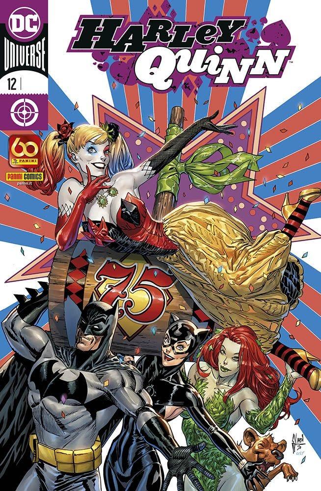 Harley Quinn 12 Harley Quinn magazines