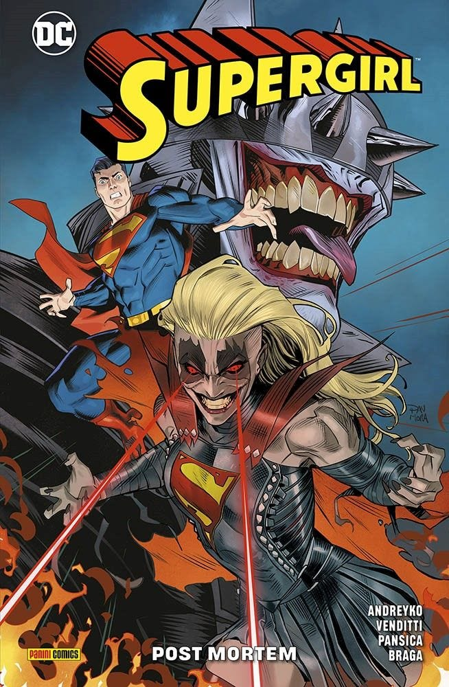 Supergirl 3 Raccolte in Volume magazines