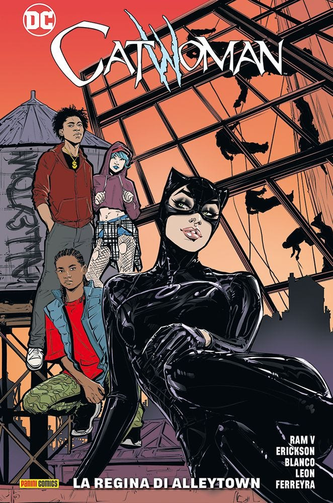 Catwoman 5 Raccolte in Volume magazines