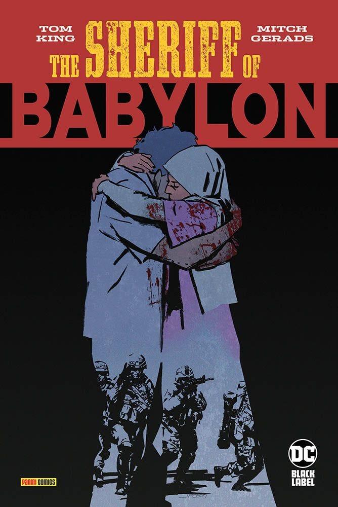 Sheriff Of Babylon  magazines