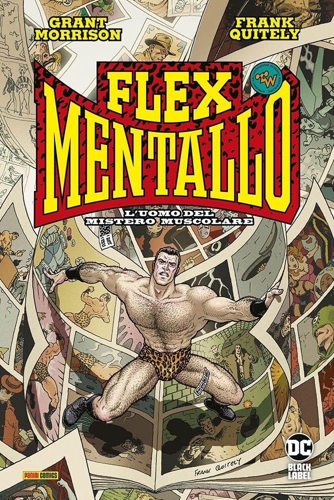 Flex Mentallo Prevendita magazines
