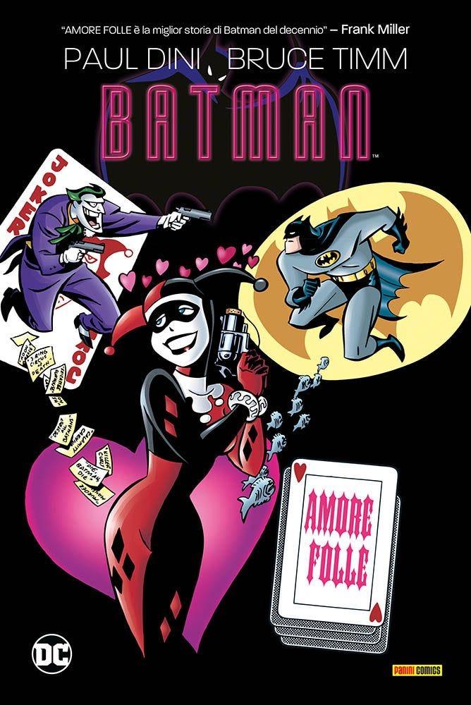 Batman: Amore Folle DC Black Label magazines