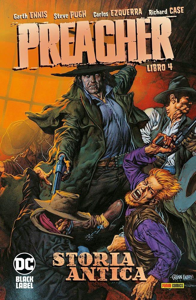 Preacher 4 Prevendita magazines
