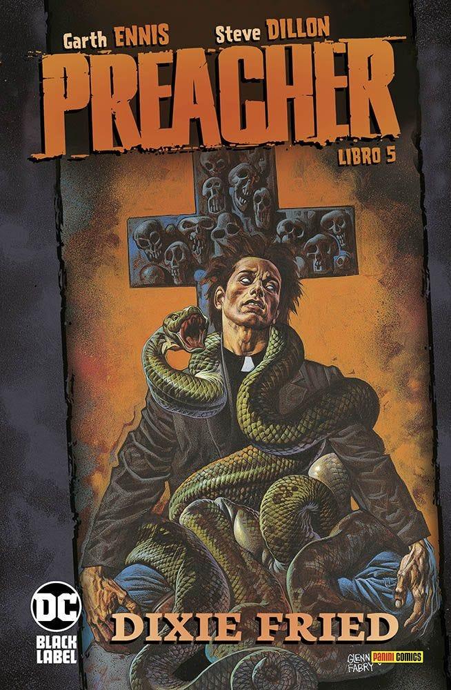 Preacher 5 Iniziare a Leggere DC magazines