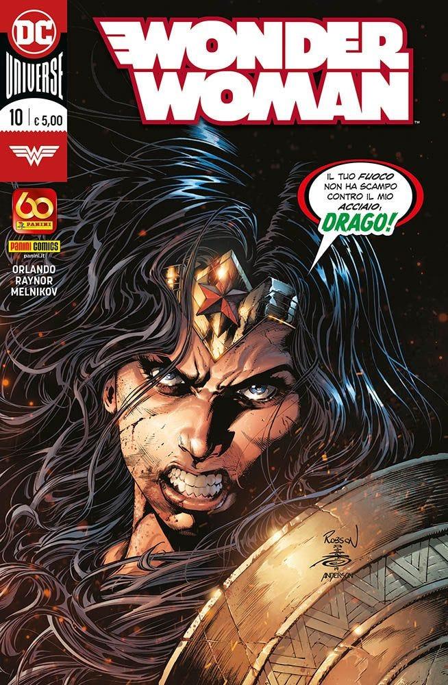 Wonder Woman 10  magazines